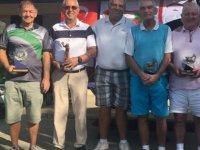 Golfte 15 Kasım Cumhuriyet Kupası Şampiyonu George Offord...