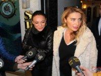 """Kıbrıslı şarkıcı Ziynet Sali, """"İnsanın sabrı taşıyor"""" dedi, iddialara yanıt verdi"""