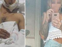 Sevgilisiyle uyuşturucu satıcısını birlikte yakaladı; 2 yaralı