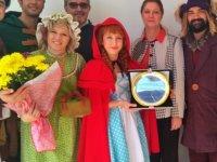 Kırmızı Başlıklı Kız oyunu yarın ve Perşembe Girne'de sahnelenecek