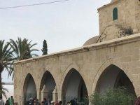 Din İşleri Başkanlığı, Hala Sultan Tekkesi'ne dün ziyaret gerçekleştirdi