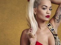 Rita Ora'ya hayranı öyle bir hareket yaptı ki...