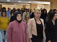 Kamu-Sen, kadına karşı şiddeti önleme konferansı düzenledi