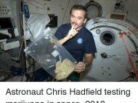 Uzay İstasyonu'nda Şimdiye Kadar Yaşanmış En Garip 5 Olay