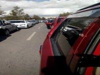 Sınır Kapılarında 'Black Friday' kuyrukları oluştu