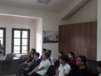 Yakın Doğu Koleji Gözlem Ve Araştırma Kulübü Kayıp Şahıslar Komitesi Türk Üye Ofisini  Ziyaret Etti…