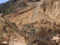 Çalıştırılmayan 8 taş ocağı kapatıldı