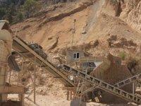 """Büyükkonuk'un sembol dağı """"AYFODİ"""" tepesi yeni açılan taş ocağına kurban edilmek üzere"""