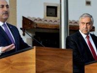 Mevlüt Çavuşoğlu'ndan Kıbrıs açıklaması