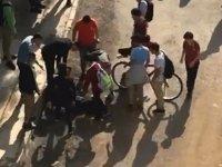Mağusa'da Lise öğrencileri birbirine girdi!