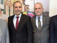 LTB Başkanı Harmancı, Zonguldak Belediye Başkanı Akdemir ile görüştü