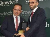 Şahali Uluslararası Eurasia Growtech Fuarı  Ödül Töreni'ne katıldı
