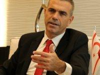 """Uluçay: """"Bölgede istikrar için Kıbrıs sorununun çözümü önemli"""""""