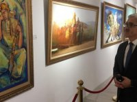"""Harun Fatsa; """"Birçok Farklı Sanatçının Eserlerinin Sergilendiği Müzeye Hayran Kaldım…"""""""