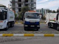 Bel-Paz, 6 yeni çöp toplama aracı satın aldı
