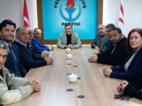 Bay-Sen, BRTK yasa tasarısıyla ilgili YDP'yi ziyaret etti