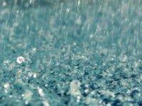 En fazla yağiş Karaoğlanoğlu'nda kaydedildi... metrekareye 75 KG