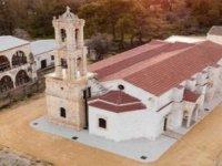 Hacidimitriyu Çamlıbel'deki manastır konusunda konuştu