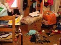 Selden zarar gören bölgelerde temizlik çalışmaları sürüyor