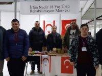 """Özel Gereksinimli Gençler """" Engelsiz Kent Ankara Sosyal Farkındalık Kültür ve Sanat Festivali""""'ne katıldı"""