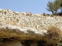 Akama'daki örme taş duvarlar Unesco listesinde