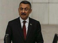 Fuat Oktay: Kıbrıs ve Ege' den taviz yok