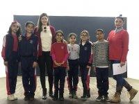 """SAYTEV eğitim projelerine """"Tiyatro Sporu"""" ile devam ediyor"""