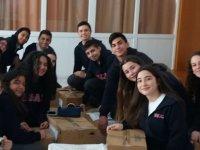 Bülent Ecevit Lisesi bu yıl da Paylaşımı Artırdı