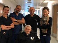 Sedat Hacımehmet Aynı Anda Geçirdiği 3 Operasyon İle Sağlığına Kavuştu
