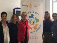 Rotary Club of Kyrenia Cosmopolitan'dan anlamlı etkinlik