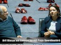 #Canlı Arif Alasya'nın konuğu KAYAD Proje Koordinatörü Av. Mine Atlı #Beğen #Paylaş #YorumYap