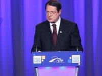 Anastasiadis: Avrupa'nın çözüme katkı koyma görevi var