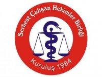Kıbrıs Türk  Serbest Çalışan Hekimler Birliği'nden Sağlık Bakanlığı'na çağrı