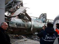 Ankara'da yüksek hızlı tren kazası: 9 ölü, 47 yaralı