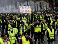 Sarı Yelekli gösterici öldü