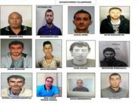 2'si Kıbrıslı Türk 12 kişi aranıyor