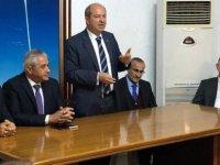 """Tatar: """"Gençlerimiz Kıbrıs davasına sahip çıkıyor"""""""