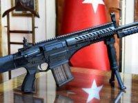 Türkiye'nin milli piyade tüfeği 'MPT-76' KKTC'deki birliklere de dağıtıldı