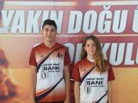 Seymen Gülay Deniz Ve Eren Özuyanık World Junior Badminton Şampiyonasına Gitti…