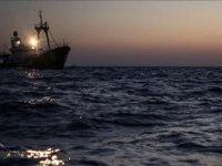 Akdeniz'deki yük gemisinde tonlarca esrar ve milyonlarca hap ele geçirildi