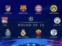 Şampiyonlar Ligi'nde dev eşleşmeler: Ronaldo Madrid'e dönüyor