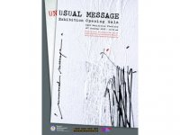 'Unusual Message' sergisi yarın DAÜ'de