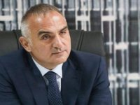 KKTC'de de oteli olan TC Turizm Bakanı Ersoy: Otellerim için imar barışına başvurdum, niye kaçırayım?
