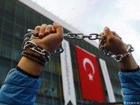 Tutuklu gazeteci sayısında Türkiye üçüncü sırada