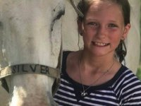11 yaşındaki kızın ameliyat edilemeyen tümörü kayboldu