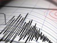 Limasol'da hafif şiddetli deprem