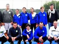 KKTF Ciddi Home 2018-2019 tenis ligi 6. hafta maç sonuçları