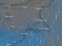 CANLI: Kıbrıs'ın bu gece mücadele edeceği kötü hava koşulları