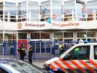 Rotterdam'da 16 yaşındaki Türk kız öğrenci okulda Türkiye kökenli bir erkek tarafından öldürüldü