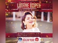 Lütfiye Özipek Cumartesi Lefkoşa'da konser verecek